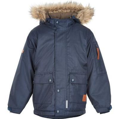 Minymo Le 70 Snow Jacket - Blue Nights (160270)