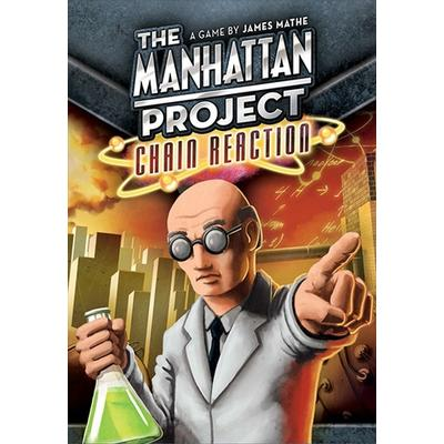 Minion Games The Manhattan Project: Chain Reaction