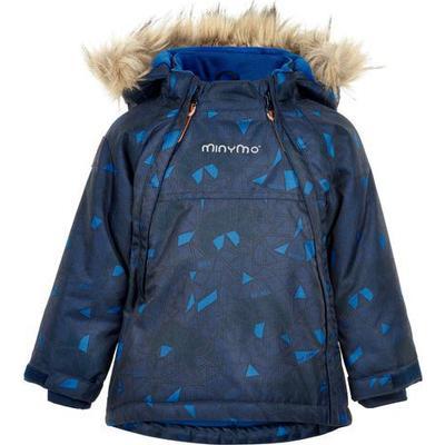 Minymo 76 Snow Jacket - Nautical Blue (160276)