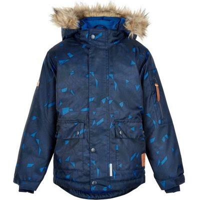 Minymo 72 Snow Jacket - Nautical Blue (160272)