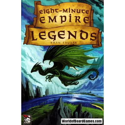 Red Raven Games Eight Minute Empire: Legends