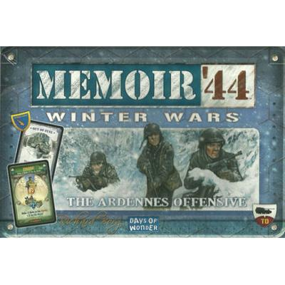 Days of Wonder Memoir '44: Winter Wars