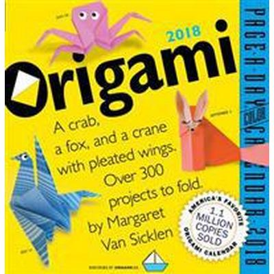 Origami 2018 Calendar (Övrigt format, 2017)