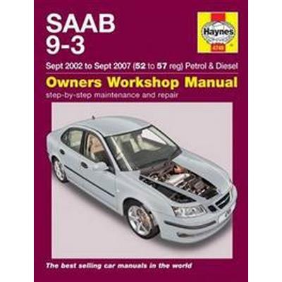 Saab 9-3 service and repair manual (Pocket, 2015)