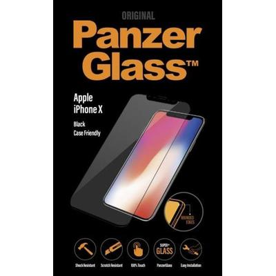PanzerGlass Case Friendly Skærmbeskyttelse (iPhone X)