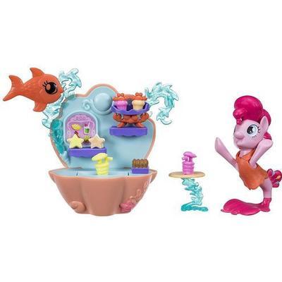 Hasbro My Little Pony the Movie Pinkie Pie Undersea Cafe C1830