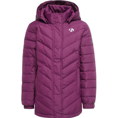 Name It Quilted Down Jacket - Purple/Dark Purple (13138337)