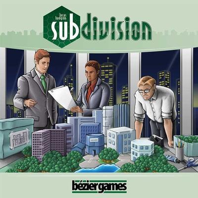 Bezier Games Subdivision