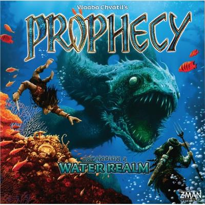 Z-Man Games Prophecy: Water Realm (Engelska)