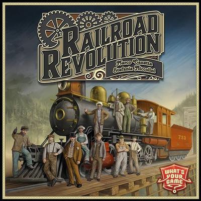 Pegasus Railroad Revolution
