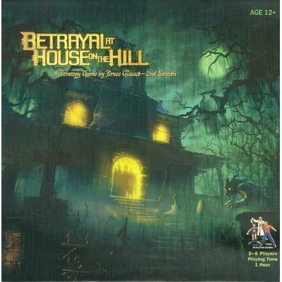 Avalon Hill Betrayal at House on the Hill (Engelska)