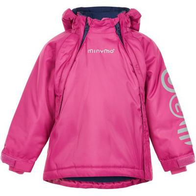 Minymo 93 Snow Jacket - Rasberry Rose (160293)