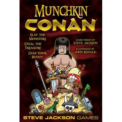 Steve Jackson Games Munchkin Conan