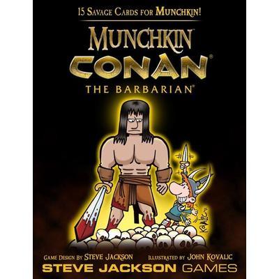 Steve Jackson Games Munchkin: Conan the Barbarian