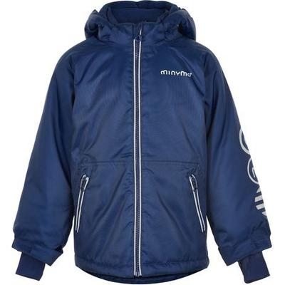 Minymo 90 Snow Jacket - Medieval Blue (160290)