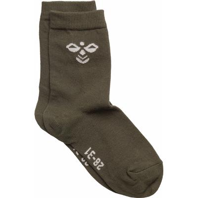 Hummel Sutton Socks - OLIVE NIGHT (1224056453)