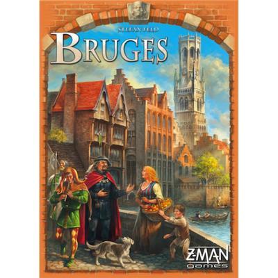 Z-Man Games Bruges (Engelska)