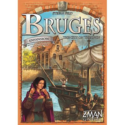 Z-Man Games Bruges: The City on the Zwin