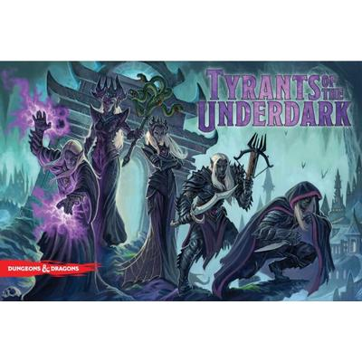 Gale Force Nine Tyrants of the Underdark