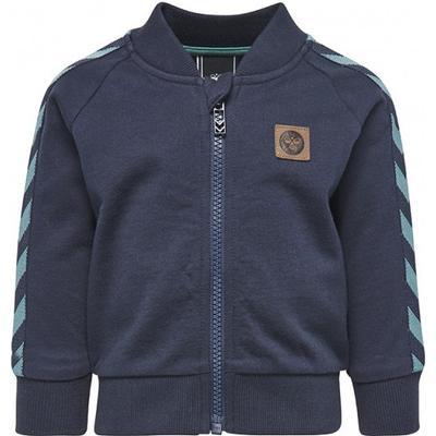 Hummel Ray O.S. Zip Jacket Aw17 - Blue Nights (1339657429)