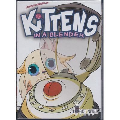 Redshift Games Kittens in a Blender