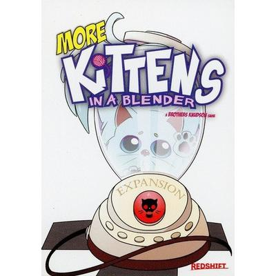 Redshift Games More Kittens in a Blender