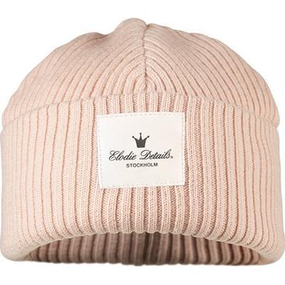 Elodie Details Wool Cap - Powder Pink