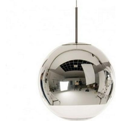 Tom Dixon Mirror Ball 40cm Taklampa