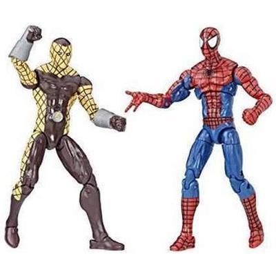 Hasbro Marvel Legends Spider-Man & Marvel's Shocker 2 Pack C1408