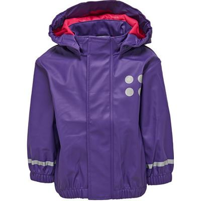 Lego Wear Jane 101 Rain Jacket - Dark Purple