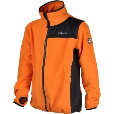 Lindberg Sävar Fleece Jacket - Orange (2238)