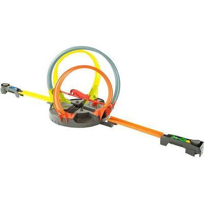 Mattel Hot Wheels Roto Revolution Track Set
