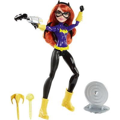 Mattel DC Super Hero Girls Blaster Action Batgirl Doll