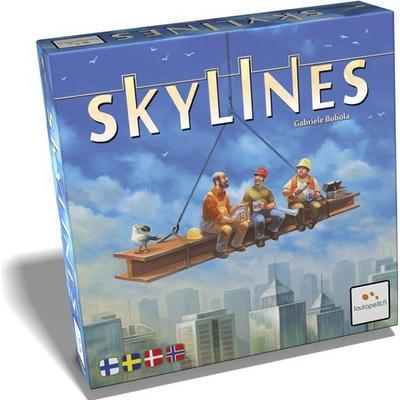 Z-Man Games Skylines