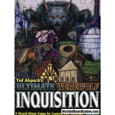 Bezier Games Ultimate Werewolf: Inquisition