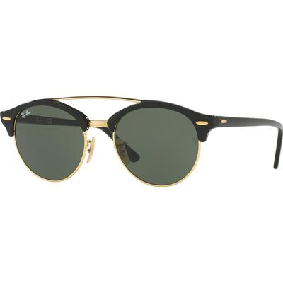 Ray-Ban Clubround Double Bridge RB4346 901