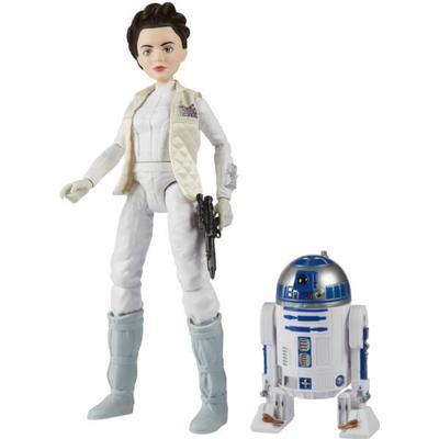 Hasbro Star Wars Forces of Destiny Princess Leia Organa & R2-D2 Adventure Set C1629