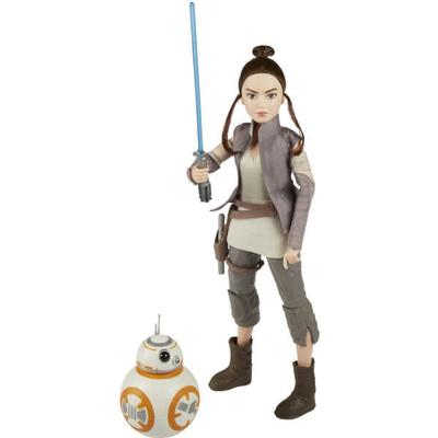 Hasbro Star Wars Forces of Destiny Rey of Jakku & BB-8 Adventure Set C1628