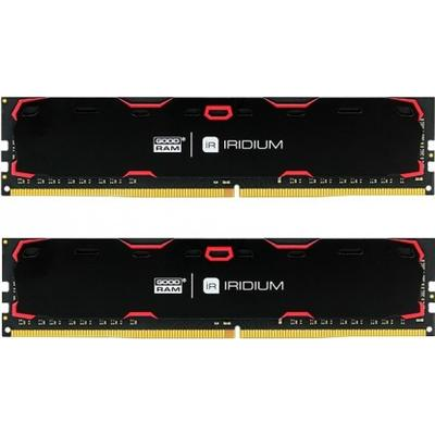 GOODRAM Iridium Black DDR4 2400MHz 2x8GB (IR-2400D464L15S/16GDC)