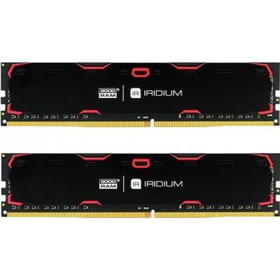 GOODRAM Iridium Black DDR4 2400MHz 8GB (IR-2400D464L15S/8GDC)