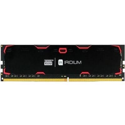 GOODRAM Iridium Black DDR4 2400MHz 8GB (IR-2400D464L17S/8G)