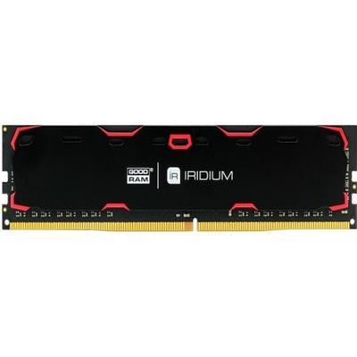 GOODRAM Iridium Black DDR4 2133MHz 8GB (IR-2133D464L15S/8G)