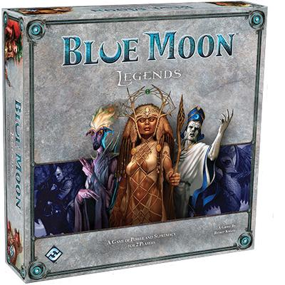 Fantasy Flight Games Blue Moon Legends (Engelska)