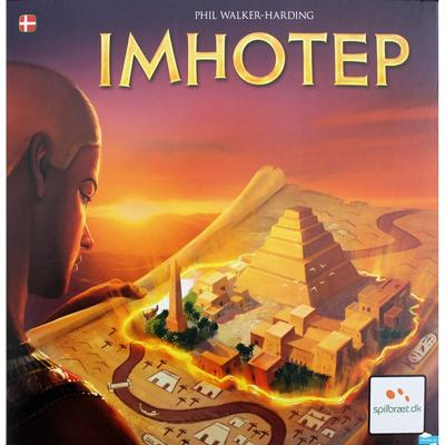 White Goblin Games Imhotep