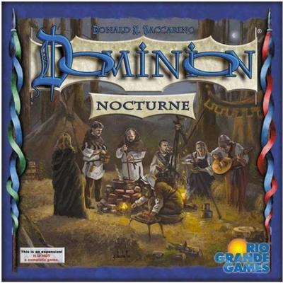 Rio Grande Games Dominion: Nocturne
