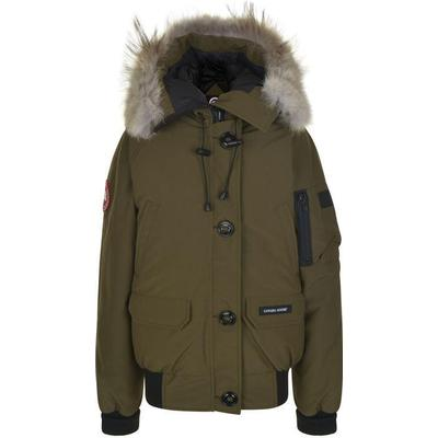 Canada Goose Chilliwack Bomber Jacket Military Green (7950L)