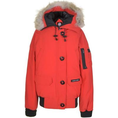 Canada Goose Chilliwack Bomber Jacket Red (7950L)