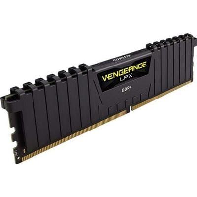 Corsair Vengeance LPX Black DDR4 2666MHz 2x8GB (CMK16GX4M2D2666C16)