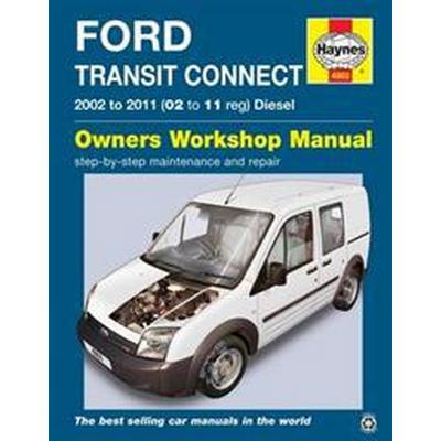 Ford transit connect service and repair manual (Pocket, 2014)