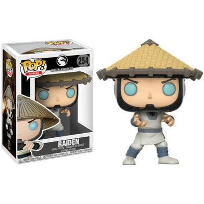 Funko Pop! Games Mortal Kombat Raiden